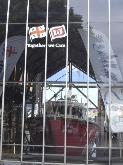 Table Bay NSRI Station at the V&A Waterfront