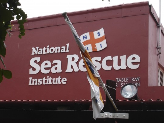 Supporting the NSRI