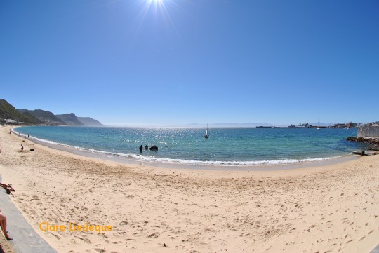 Long Beach, Simon's Town