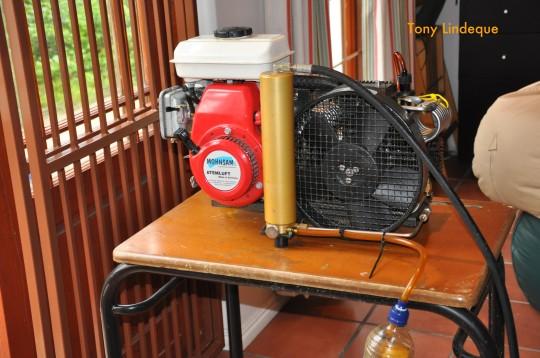 Our compressor