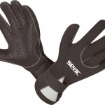 Seac Sub 3.5mm gloves with velcro wrist strap