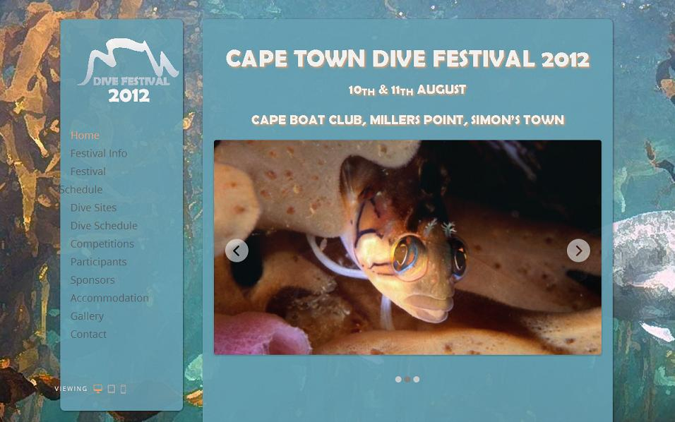 The Cape Town Dive Festival 2012