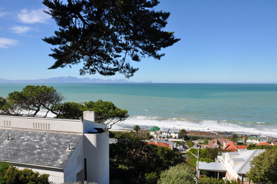 False Bay seen from Boyes Drive