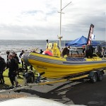 The Dive Action boat ready to go