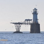 Roman Rock lighthouse