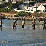 Team work from the trek fishermen