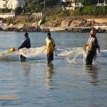 Pulling the net in