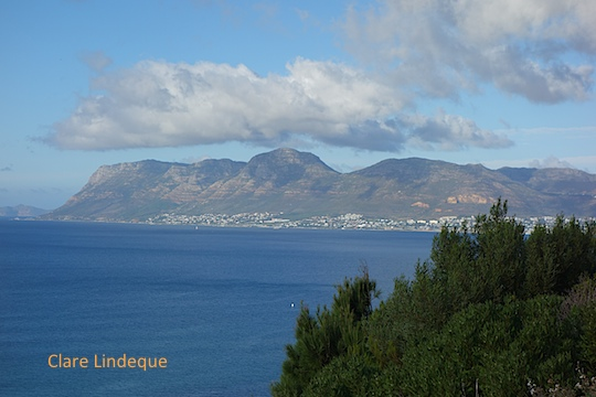 Looking east towards Simon's Town