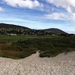 Sandy panorama