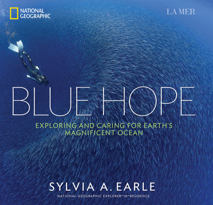Bookshelf: Blue Hope