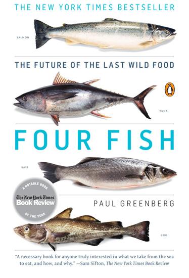 Bookshelf: Four Fish