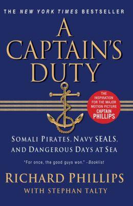 Bookshelf: A Captain's Duty