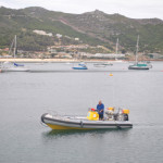 The boat at Simon's Town harbour