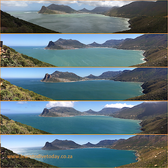 Hout Bay: Saturday to Wednesday