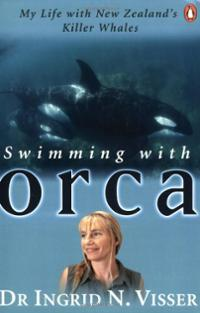 Bookshelf: Swimming with Orca