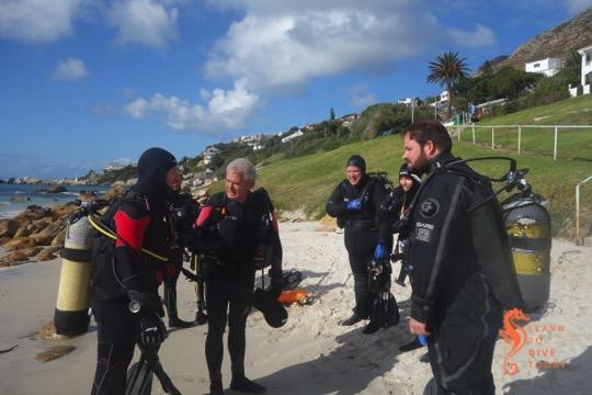 Newsletter: Surf, then dive