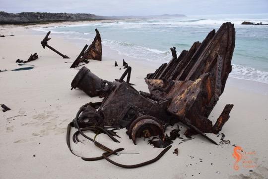Visible shipwrecks: Nolloth