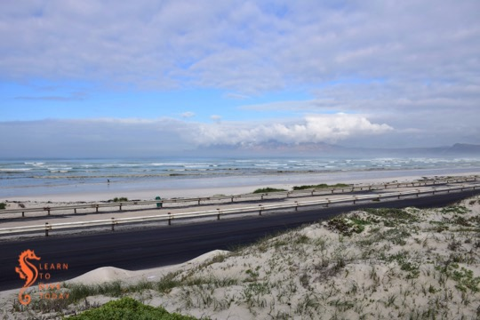 View of Strandfontein beach