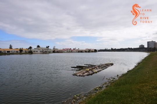 View towards Woodbridge Island