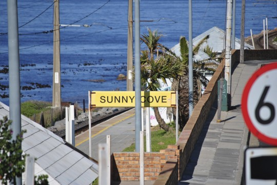 Sunny Cove railway station