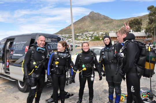 Newsletter: Sodwana trip and diving this weekend
