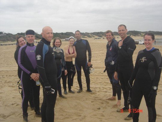 My favourite dive course