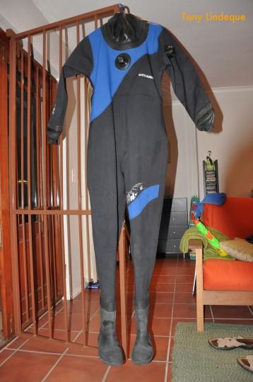 Full drysuit