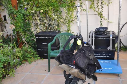 Dive gear maintenance: BCDs