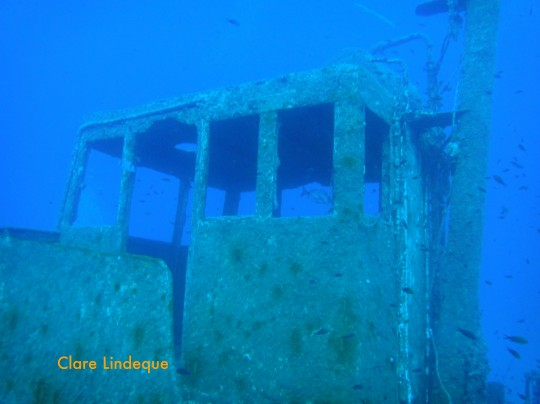 Dive sites (Malta): Rozi (part 2)