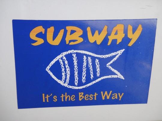 Subway Scuba