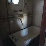 The captain's bathtub