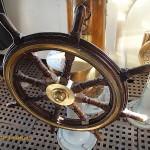 The ship's wheel