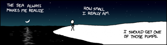 xkcd: The Sea