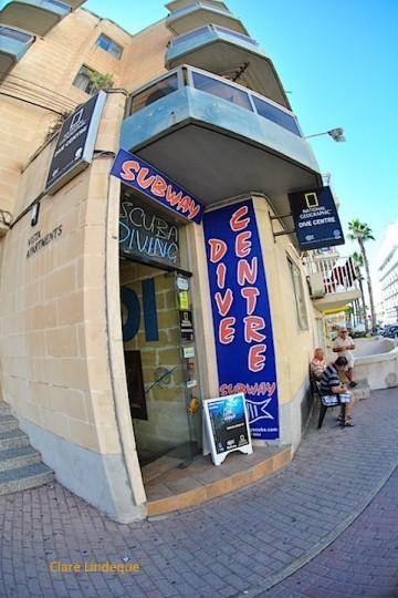 Dive centres: Subway Scuba (Malta)