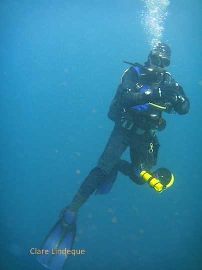 Dive sites: 13th Apostle