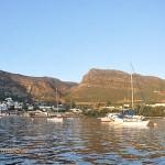 The yacht basin at dawn