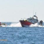 Two NSRI boats on duty