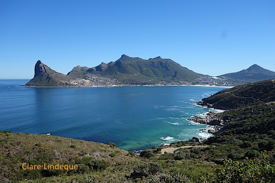 Hout Bay looking beautiful