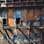 Rust around the windows