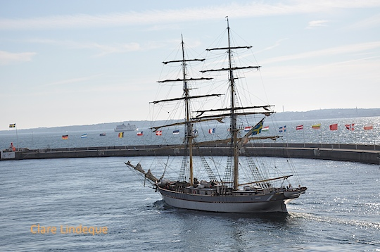 Friday photo: Tall ship in Sweden