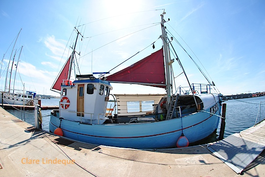 Friday photo: Danish fishing boat