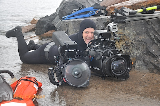 Handy hints: How to be an awesome underwater cameraman