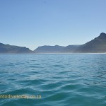 Calm seas to Hout Bay
