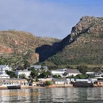Simon's Town and the navy facilities