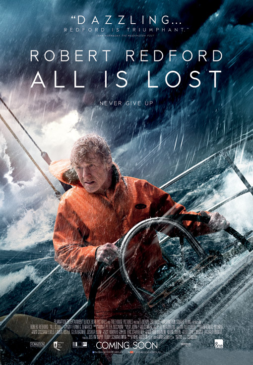 Movie: All is Lost