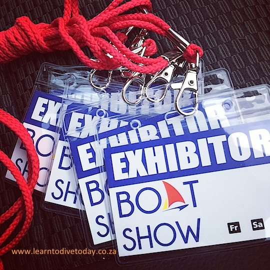 Boat Show... here we come!