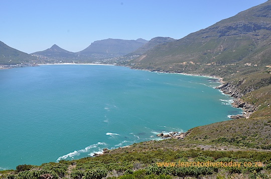 Hout Bay today