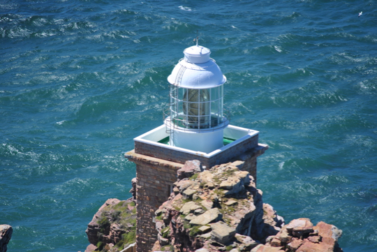 The new Cape Point lighthouse