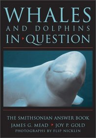 Bookshelf: Whales and Dolphins in Question
