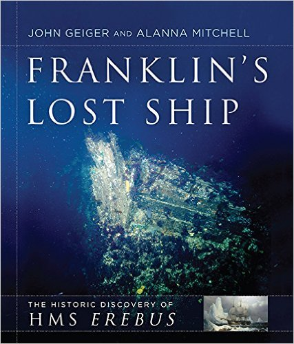 Bookshelf: Franklin's Lost Ship